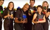 Lazer FX-Lazer Tag - Terry Sanford: $25 for Four Games of Laser Lag, Four Sodas, and $10 in Tokens at Lazer FX-Lazer Tag in Fayetteville ($52 Value)
