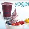 $3 for Frozen Treats at Yogen Früz