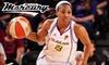 Phoenix Mercury - Downtown Phoenix: $17 for One Ticket to Phoenix Mercury WNBA Basketball Game. Three Games Available.