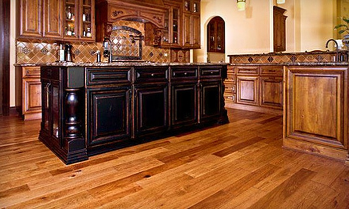 Enmar Hardwood Flooring - Gilbert: Hardwood-Floor Installation or Refinishing from Enmar Hardwood Flooring in Gilbert (Up to 62% Off). Three Options Available.