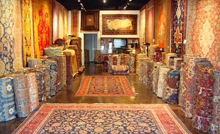 Rejebian and Son Oriental Rugs: $500 Groupon - Rejebian and Son Oriental Rugs in Dallas