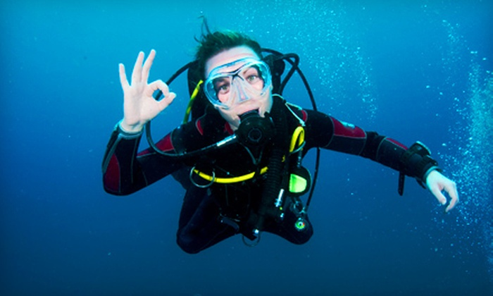 Upstate Scuba - Upstate Scuba LLC: Try Scuba Class, or Guided Dive Trip for Two or Four at Upstate Scuba in Clemson (Up to 53% Off)