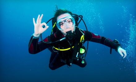 Try Scuba Class (a $50 value) - Upstate Scuba in Clemson
