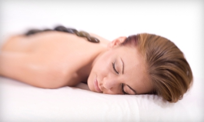 White Dahlia - North Raleigh: $64 for an 80-Minute Massage at White Dahlia ($128 Value)