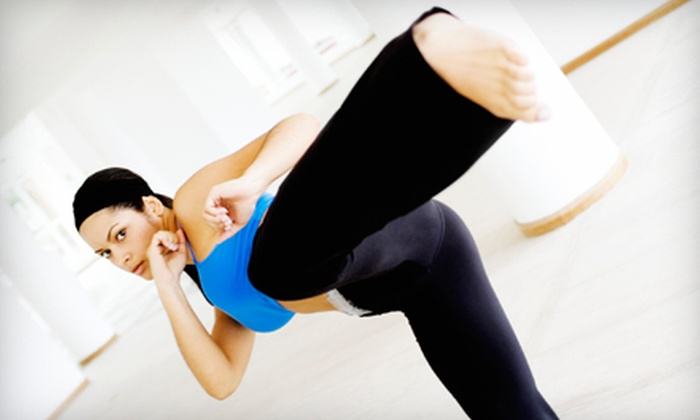 Studio Fitness - Walker Farm: $20 for 10 Classes at Studio Fitness