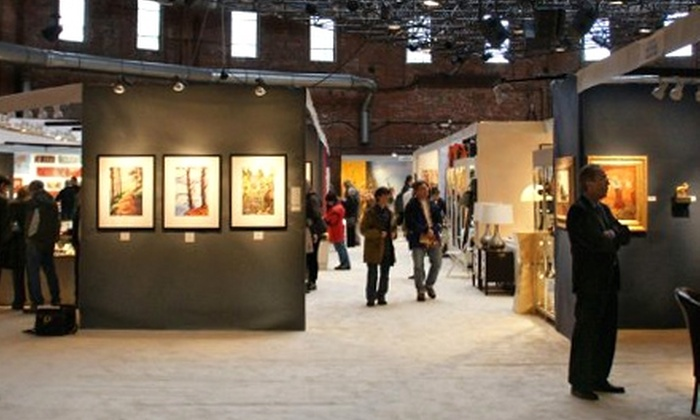 AD 20/21: Art & Design of the 20th & 21st Centuries and the Boston Print Fair - South End: $8 for Admission to AD 20/21: Art & Design of the 20th & 21st Centuries and the Boston Print Fair April 8–10 ($15 Value)