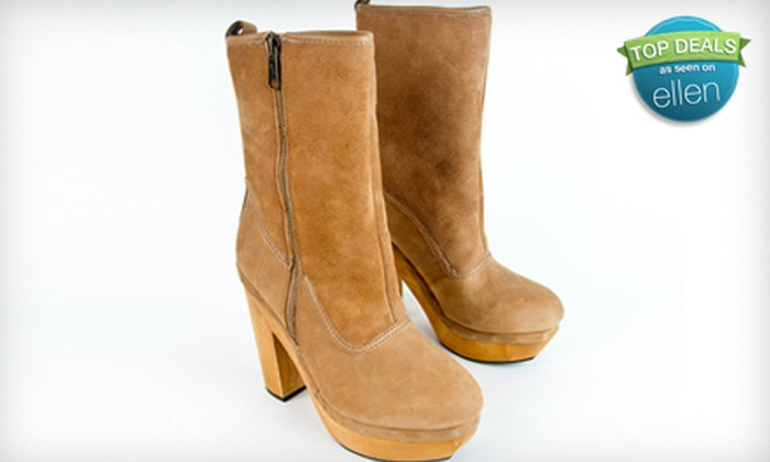 City Soles - Wicker Park: $50 for $100 Worth of Shoes and Accessories at City Soles