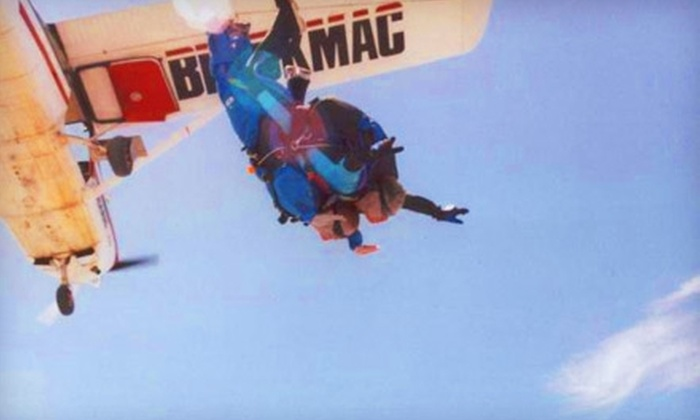 Skydive Adventure - Omro: $120 for Tandem Jump from Skydive Adventure in Omro (Up to $189 Value)