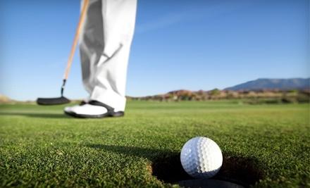 Roland Barkau Memorial Golf Course - Roland Barkau Memorial Golf Course in Okawville