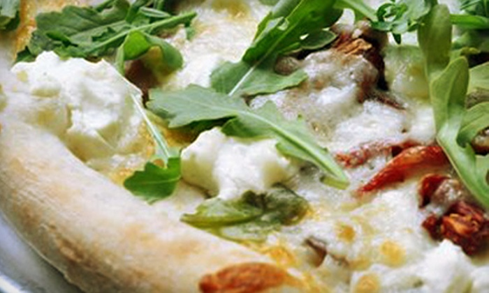 Brick 3 Pizza - Milwaukee: $10 for $20 Worth of New York–Style Pizza at Brick 3 Pizza