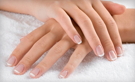 1-Hour Shellac Manicure (a $30 value) - Nails by Jackie at Absolute Nails in Omaha