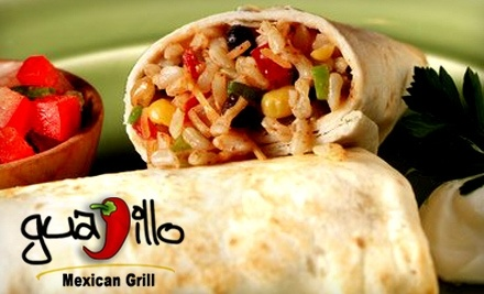 $15 Groupon to Guajillo Mexican Grill - Guajillo Mexican Grill in Maryland Heights