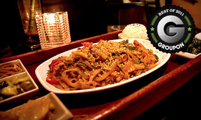Liquid Ginger - Gainesville: $10 for $20 Worth of Pan-Asian Fare at Liquid Ginger