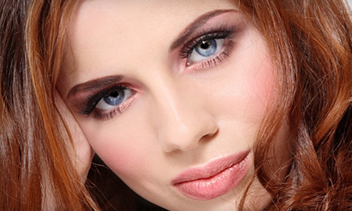 Extravaganza - Memphis: $35 for an Airbrushed Makeup Application with Complimentary Champagne at Extravaganza ($80 Value)