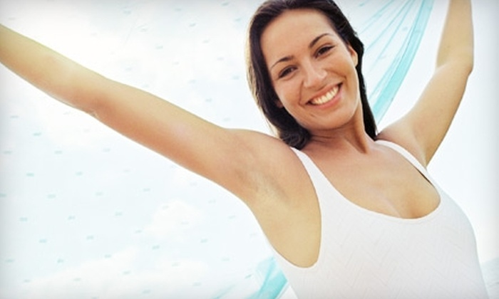 Evanesque - Oak Lawn: $129 for Six Laser Hair-Removal Treatments at Evanesque (Up to $900 Value)