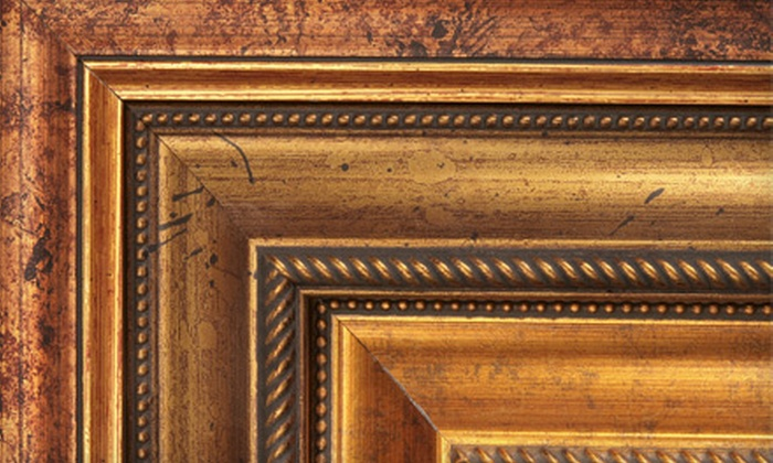 Dallas Frame & Arts - Rosedale Industrial: Custom Photo and Art Framing Services at Dallas Frame & Arts