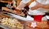 Sakura Japanese Steakhouse - North Main Area: $15 for $30 Worth of Authentic Japanese Cuisine at Sakura Japanese Steakhouse