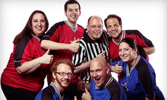 Improv Comedy Show - ComedySportz Arena: $16 for Improv Comedy Show for Two at Comedy Sportz ($32 Value)