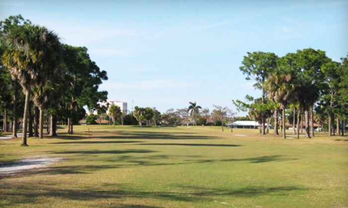 Lone Pine Golf Club - Lone Pine Estates: Two or Four Rounds of Golf with Cart Rental and Range Balls at Lone Pine Golf Club in West Palm Beach (Up to 63% Off)