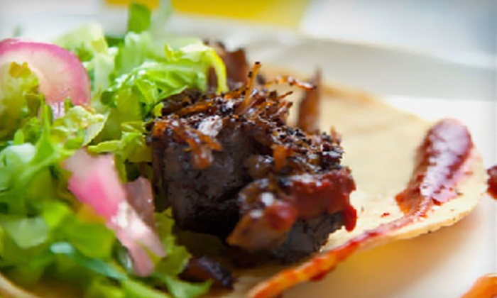 Garrido's - Downtown: $10 for $20 Worth of Modern Mexican Fare at Garrido's