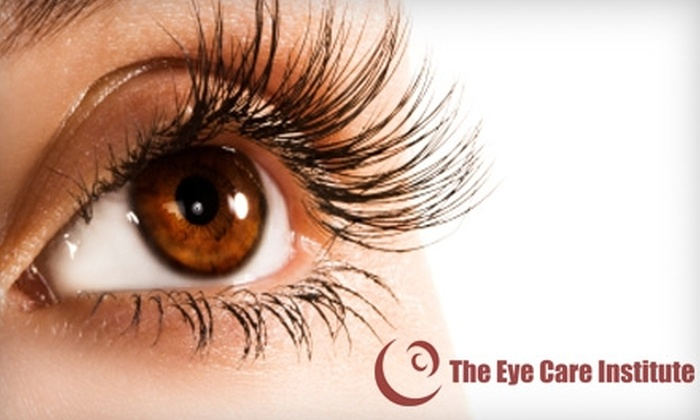 The Eye Care Institute - Butchertown: $1,950 for a Full LASIK Treatment at The Eye Care Institute ($3,990 Value)