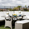Furniture of America Outdoor Dining Set (3-Piece)