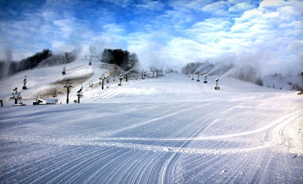 2-Day Lift Ticket for 1 (an $89 value) - Crystal Mountain Resort and Spa in Thompsonville