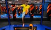Up to 45% Off Jump Passes or Party at Sky Zone - Laveen