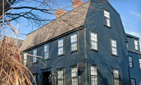 Historic New England Inns near Newport Harbor