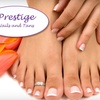 58% Off Mani-Pedi & Tanning in West Chester