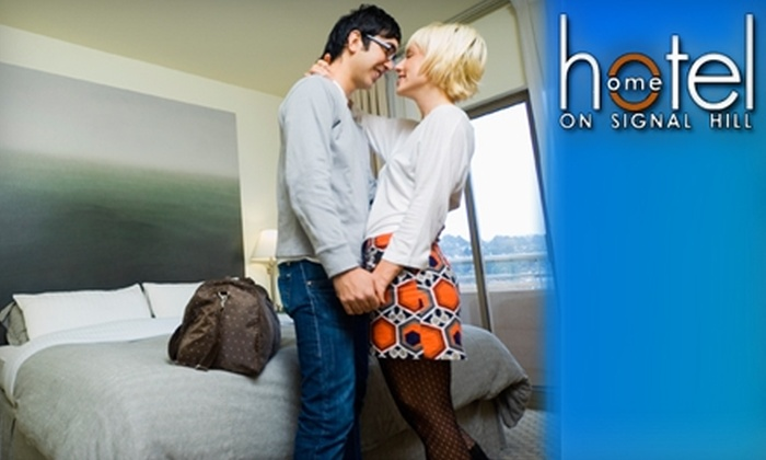 The Hometel - Downtown: $49 for a One-Night Stay and Breakfast at The Hometel (Up to $99 Value)