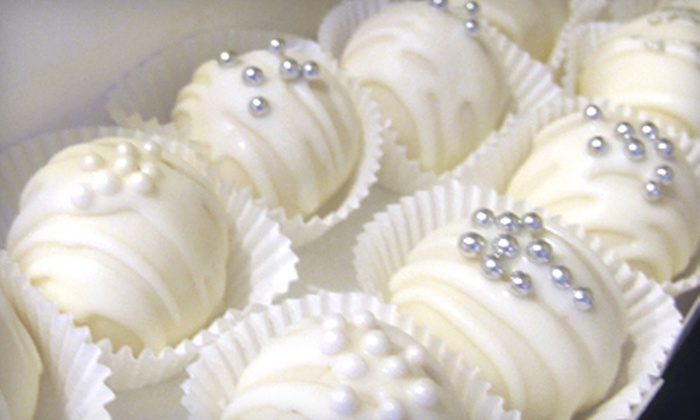 Sweet Diva - Grays Lake: One or Two Dozen Truffles at Sweet Diva (Up to 52% Off)