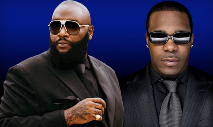 Rick Ross, Busta Rhymes, Eric Bellinger, & Jayo Felony - Downtown Los Angeles: One Ticket to See Rick Ross and Busta Rhymes at Nokia Theatre L.A. Live on January 13, 2012, at 8 p.m. (Up to $97.10 Value)