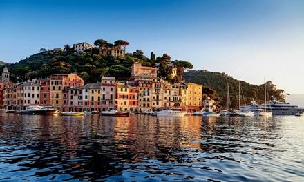 Rapallo: camera Standard, colazione/mezza pensione  e Spa per 2 a 64€euro