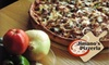 Jimano's Pizzeria - Englewood: $12 for $25 Worth of Pizza and Drinks at Jimano's Pizzeria