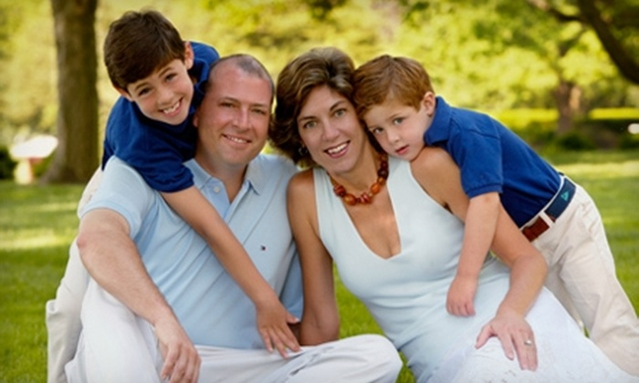 Westrich Photography - Clayton: $75 for a One-Hour Portrait Session and CD from Westrich Photography ($1,045 Value)