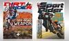 Dirt Rider or Sport Rider Subscription: 1-Year Subscription to Dirt Rider or Sport Rider