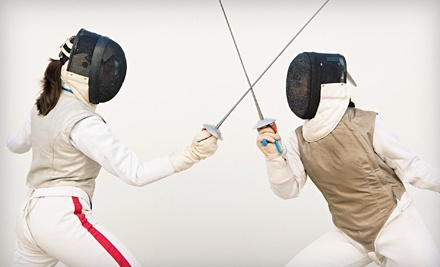 1-Hour Fencing Lesson (a $24 value) - Fencing Sports Academy in Fairfax