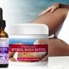 Aroma Dreams Retinol Body Butter; 12 Oz. & Lavender Body Oil; 4 Oz.