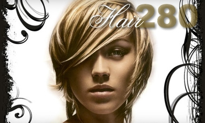 Hair 280 - Alabaster-Helena: Hair Services at Hair 280. Choose Between Three Options.