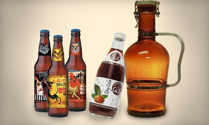 Shoreline Beverage - Huntington: $7 for $15 Worth of Microbrews, Sodas, and More at Shoreline Beverage in Huntington