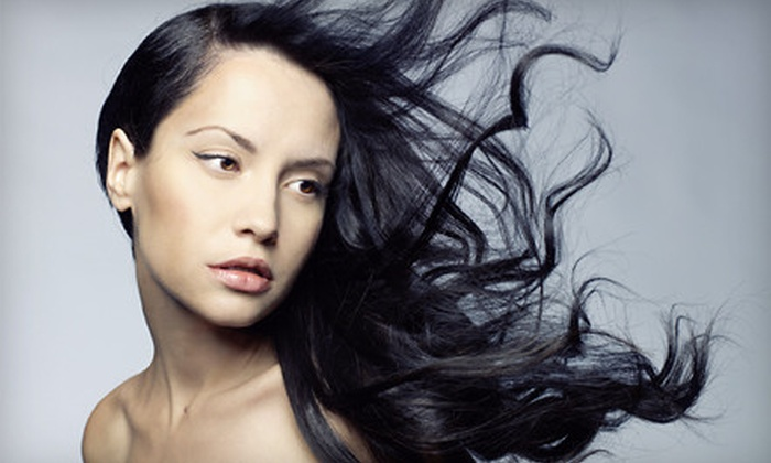 Cashmere Salon and Day Spa - Highlands Ranch: Haircut or Color Package at Cashmere Salon and Day Spa (Up to 59% Off)