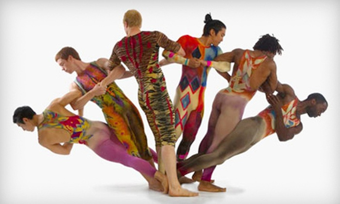 Pilobolus - Downtown: $17 for Outing to See the Pilobolus Dance Troupe at the Paramount Theatre on February 17 or 18 at 8 p.m. ($35 Value)