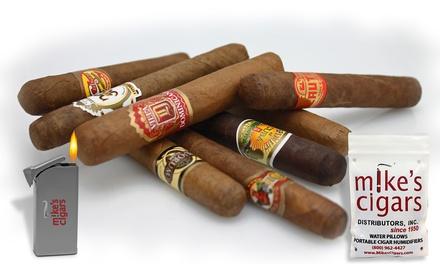 Mike's May Cigar Samplers