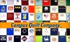 Campus Quilt Company - Nashville: $20 for $70 Worth of Custom T-Shirt Quilts, Pillows, and More from Campus Quilt Company