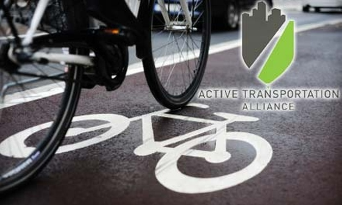 Active Transportation Alliance: Donate $5 or $25, with Each Donation Matched Up to $2,000, to Promote Bike Safety with Active Transportation Alliance