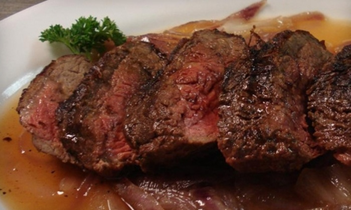 Christine's Creekside Inn - Birdsboro-Gibraltar: $20 for $40 Worth of European Cuisine at Christine's Creekside Inn in Reading
