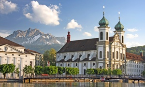 ✈ 13-Day Europe Tour with Air from Great Value Vacations at Europe Tour with Hotel and Air from Great Value Vacations, plus 6.0% Cash Back from Ebates.