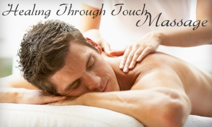 Healing Through Touch Massage - Los Gatos: $80 for a 90-Minute, Fully Customized Sports Therapy Massage at Healing Through Touch Massage in Los Gatos