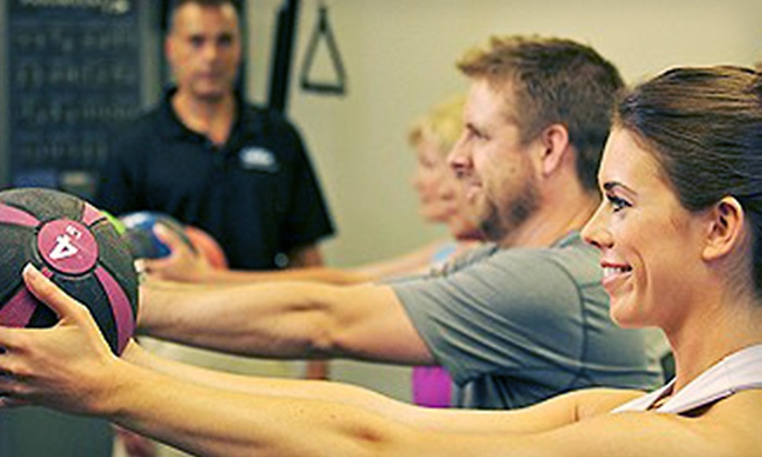 Fitness Together - Multiple Locations: $35 for Three Small-Group Training Sessions at Fitness Together ($114 Value)